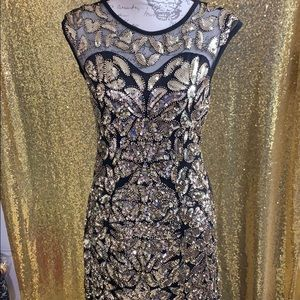 Beautiful Sequin Formal Gown